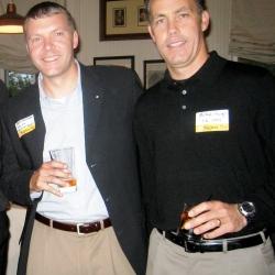 Brad Hastings (EN National) Michael Hojel (EN-GK advisor).jpg