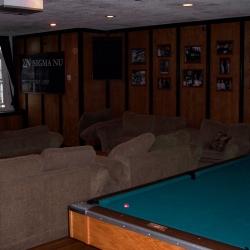 Gamma Kappa living room