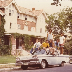 Main chapter house - circa early 70's