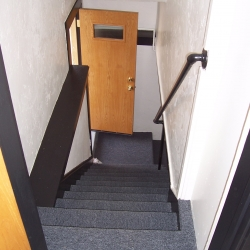 1315 11th lower stairwell